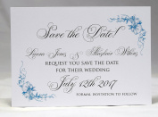 Invitations by Shell Windsor Save the Date Cards -Vintage Border