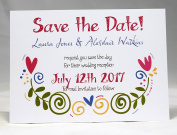 Invitations by Shell Windsor Save the Date Cards - All you need is love