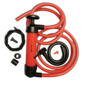 Zento Deals 3-in-1 Hand Syphon Vehicle Pump for Gas, Liquid, Air