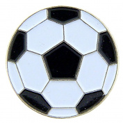 Soccer Ball Pin 2.5cm