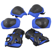 Children Outdoor Wheeled Sports Protective Guard Set Palm Wrist Guard Elbow Knee Pads