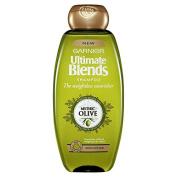 Garnier Ultimate Blends Oilive Oil Dry Hair Shampoo 360Ml