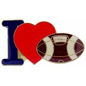 I Love Football 2.5cm