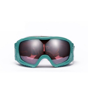 ZZQQKK New Style Professional Ski Goggles UV400 Protection Anti-fog Dustproof Snow Goggles Motorcycle Bicycle Goggles Outdoor Sports Protective Goggles Safety Glasses For Motorcycle Bicycle Snowmobile - Mens \u0026 Womens Skiing Glasses Ladies Double A ..