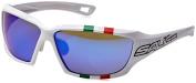 Willow 003ita, Sports Glasses, Unisex – Adult, White, M