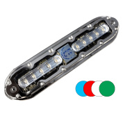 SHADOW-CASTER SCM-10 colour CHANGING 10 LED UNDERWATER
