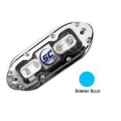 SHADOW-CASTER BIMINI BLUE 4 LED UNDERWATER LIGHT W/6.1m