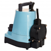 Little Giant 1/6 HP 1200 GPH Water Wizard Water Submersible Utility Pump |505355