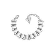 Guess Women Brass Charm Bracelet - UBB84005-S