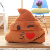 Prevently Brand New High Quality Amusing Emoji Emoticon Cushion Shape Pillow Doll Toy Gift
