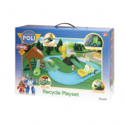 Robocar Poli Recycle Playset Academy S83155