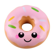 Squeeze Toy, Ouneed 11cm Lovely Doughnut Cream Scented Squishy Toys