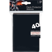 Ultra Pro ULP85381 Oversized Top Loading Deck Protector Sleeves 40 Count