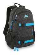 Kangaroo Sunny, Unisex – Adult Backpack, Black, 20