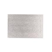 Culpitt Oblong Cake Board 46cm x 30cm Silver by Culpitt