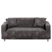 ParaCity 3 Seater Stretch Sofa Covers 3 Seater Fabric Slipcover Protector Couch Slipcover for 3 Cushion Couch