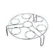 HUHU833 Stainless Steel Egg Steamer Rack for Pressure Cooker Basket