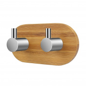 FuXing Self Adhesive Hooks,Towel Holder, Wall Mount Hook for Bathroom Home Kitchen Bedroom Coats Hats Keys Stick Hook Hanger