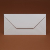 50 DL (110 x 220 mm) Envelopes 100gsm Perfect for cardmaking, Wedding invitations,