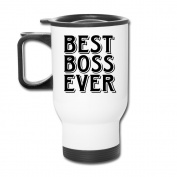 Mmmmmug Coffee Thermos Best Boss Ever Mug
