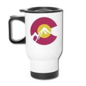 Mmmmmug Travel Mugs Colorado Sun Mug