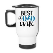 Mmmmmug Coffee Thermos Best Dad Ever Mug