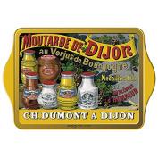 "Editions Clouet ""58288 – Mini Tray Mustard of Dijon Mustard (Charles Dumont – """