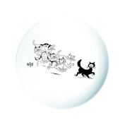 """Editions Clouet """"23207 – Dubout Cat Plate – Matous Hunting"""""""