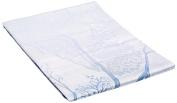 Garnier-Thiebaut Pillowcase, Cotton, Celestial, 55 x 95 cm