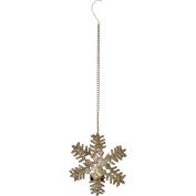 """Die Spiegelburg 14371, candle holder lamp - decorative pendant - series """"Three hazelnuts for Cinderella"""""""