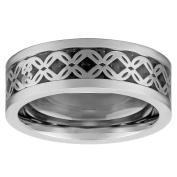 Metro Jewellery Titanium Ring