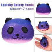 Winkey Galaxy Cute 10cm Panda Baby Cream Scented Squishy Slow Rising Squeeze Kids Toy
