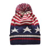 Baby Hats , Honestyi New Toddler Kids Girl & Boy Baby Infant Winter Warm Crochet Knit Hat Beanie Cap - Knitting wool , fashion , popular