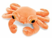 Peepers Claws Orange Crab Md 20cm by Russ Berrie by Russ Berrie