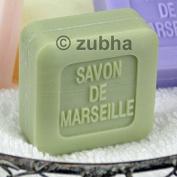 Beautiful Savon de Marseille 25g Vegetable Soap, Guest Soap, Travel Soap, (Olive