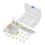 Anself Toenail Correction Tool Set Ingrown Toenail Treatment Toenail Patch Lifter Fixer Recover Tool Foot Care Kit