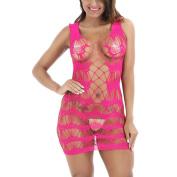 Sexy Lingerie, FeiliandaJJ Women Transparent Dress Bedroom Nightwear Sleepshirt Set for Sex