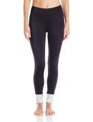 Nautica womens Soho Solid Surf Legging Pant Rash Guard Shirt