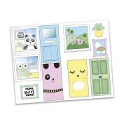 Lundby 60-5005-00 Sticker Sheet