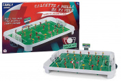 Globo Toys Globo - 36951 Family Games Wind up Wooden Soccer Table