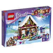 LEGO Friends Snow Resort Chalet 41323 Building Kit