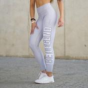 Be Legend – Leggings Hera – XS Super Small, Grey