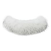 Wawer Womens Colourful Winter Warm Faux Fur Fluffy Collar Scarf Shawl Stole Wrap New