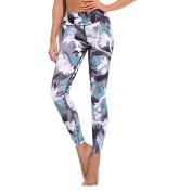 Komise Womens Yoga Workout Gym Fitness Leggings Jumpsuit Athletic Elastic Sports Pants