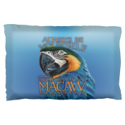 Always Be Yourself Unless Exotic Blue Macaw Pillow Case Multi Standard One Size
