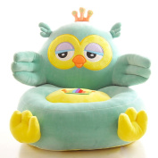 WYQLZ Creative Child Small Sofa Home Cartoon Baby Stool Lovely Lazy Seat Child Birthday Present 50*40*40cm