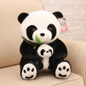 WYQLZ Chinese Panda Hold Pillow Home Cartoon Lovely Sofa Cushion Child Soft Toy Christmas Gift