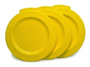 Wow Cup Freshness Lid Cap/Coasters (3uds.)