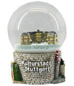 Souvenir Snow Globe - 30005 Kulturstadt Stuttgart