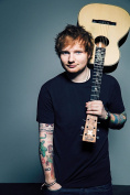 A4 'ED SHEERAN' POSTER PRINT, DISPATCHED WITHIN 24 HOURS 1ST CLASS